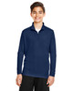 Sport Dark Navy - TT31Y Team 365 Youth Zone Performance Quarter-Zip