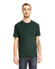 Forest Green - 3605 Next Level Unisex Pocket Crew T-Shirt | Blankclothing.ca