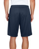 Sport Dark Navy - Back, TT11SH Team 365 Men's Zone Performance Short | BlankClothing.ca