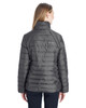 Pollar/Alloy, Back - 187336 Spyder Ladies' Supreme Insulated Puffer Jacket | BlankClothing.ca