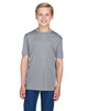 Athletic Heather - TT11HY Team 365 Youth Sonic Heather Performance T-Shirt | BlankClothing.ca