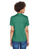 Sport Forest Heather - Back, TT11HW Team 365 Ladies' Sonic Heather Performance T-Shirt | BlankClothing.ca