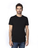 Black - 100A Threadfast Unisex Ultimate Short-Sleeve T-Shirt | BlankClothing.ca