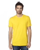 Bright Yellow - 100A Threadfast Unisex Ultimate Short-Sleeve T-Shirt | BlankClothing.ca