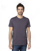 Graphite - 100A Threadfast Unisex Ultimate Short-Sleeve T-Shirt | BlankClothing.ca