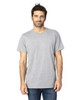 Heather Grey - 100A Threadfast Unisex Ultimate Short-Sleeve T-Shirt | BlankClothing.ca