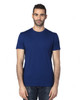 Navy - 100A Threadfast Unisex Ultimate Short-Sleeve T-Shirt | BlankClothing.ca