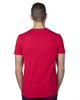 Red- -Back, 100A Threadfast Unisex Ultimate Short-Sleeve T-Shirt | BlankClothing.ca