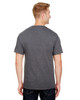 Charcoal Heather - CP10 Champion Adult Ringspun Cotton T-Shirt   BlankClothing.ca