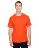 Orange - CP10 Champion Adult Ringspun Cotton T-Shirt | BlankClothing.ca