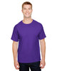 Ravens Purple - CP10 Champion Adult Ringspun Cotton T-Shirt | BlankClothing.ca