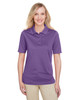 Team Purple - M348W Harriton Ladies' Advantage Snag Protection Plus IL Polo Shirt | Blankclothing.ca