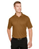 Duck Brown - M348 Harriton Men's Advantage Snag Protection Plus IL Polo Shirt | BlankClothing.ca