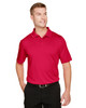 Red - M348 Harriton Men's Advantage Snag Protection Plus IL Polo Shirt | BlankClothing.ca