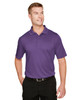Team Purple - M348 Harriton Men's Advantage Snag Protection Plus IL Polo Shirt | BlankClothing.ca