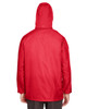 Sport Red, Back - TT73 Team 365 Adult Zone Protect Lightweight Jacket | BlankClothing.ca
