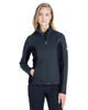 Frontier/Black/White - 187335 Spyder Ladies' Constant Full-Zip Sweater | BlankClothing.ca
