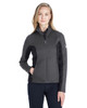 Polar/Black/White - 187335 Spyder Ladies' Constant Full-Zip Sweater | BlankClothing.ca