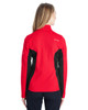 Red/ Black/ White - 187335 Spyder Ladies' Constant Full-Zip Sweater | BlankClothing.ca