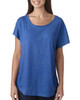 Vintage Royal -  6760 Next Level Ladies' Triblend Dolman Shirt | BlankClothing.ca