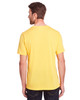 Campus Gold - Back, CE111 Core 365 Adult Fusion ChromaSoft Performance T-Shirt | BlankClothing.ca
