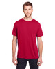 Classic Red - CE111 Core 365 Adult Fusion ChromaSoft Performance T-Shirt | BlankClothing.ca