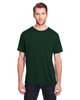 Forest - CE111 Core 365 Adult Fusion ChromaSoft Performance T-Shirt | BlankClothing.ca