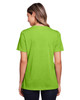 Acid Green - Back, CE111W Core 365 Ladies' Fusion ChromaSoft™ Performance T-Shirt | BlankClothing.ca