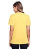 Campus Gold - Back, CE111W Core 365 Ladies' Fusion ChromaSoft™ Performance T-Shirt | BlankClothing.ca