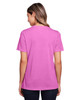 Charity Pink - Back, CE111W Core 365 Ladies' Fusion ChromaSoft™ Performance T-Shirt | BlankClothing.ca