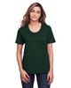 Forest - CE111W Core 365 Ladies' Fusion ChromaSoft™ Performance T-Shirt | BlankClothing.ca
