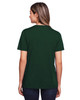 Forest - Back, CE111W Core 365 Ladies' Fusion ChromaSoft™ Performance T-Shirt | BlankClothing.ca