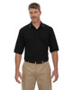 Black - 85032 Extreme Men's Cotton Jersey Polo | BlankClothing.ca