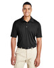 Black - TT51T Team 365 Men's Tall Zone Performance Polo | BlankClothing.ca