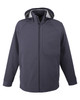Carbon - NE718 North End Men's City Hybrid Shell Jacket| BlankClothing.ca