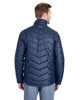 Midnight Navy/ Steel - Back, 1317223 Under Armour SuperSale Men's Corporate Reactor Jacket | BlankClothing.ca