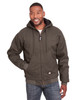 HJ375 Berne Highland Washed Cotton Duck Hooded Jacket | BlankClothing.ca