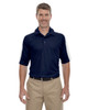 Classic Navy - 85089 Extreme Men's Eperformance Pique Color-Block Polo Shirt | BlankClothing.ca