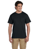 Black - 29P Jerzees 50/50 Heavyweight Blend™ Pocket T-Shirt | Blankclothing.ca