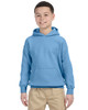 Carolina Blue - G185B Gildan Heavy Blend Youth 50/50 Hoodie | Blankclothing.ca