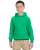 Irish Green - G185B Gildan Heavy Blend Youth 50/50 Hoodie | Blankclothing.ca