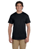 Black - 3931 Fruit of the Loom 100% Heavy Cotton HD® T-Shirt | Blankclothing.ca