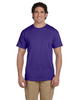 Purple - 3931 Fruit of the Loom 100% Heavy Cotton HD® T-Shirt | Blankclothing.ca