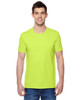 Citrus Green - SF45R Fruit of the Loom Softspun Cotton T-Shirt | Blankclothing.ca