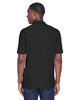 Black, Back - M280 Harriton Men's Blend-Tek Polo Shirt | BlankClothing.ca