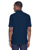 Navy, Back - M280 Harriton Men's Blend-Tek Polo Shirt | BlankClothing.ca