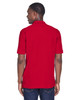 Red, Back - M280 Harriton Men's Blend-Tek Polo Shirt | BlankClothing.ca