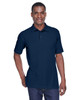 Navy - M280 Harriton Men's Blend-Tek Polo Shirt | BlankClothing.ca