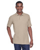Stone - M280 Harriton Men's Blend-Tek Polo Shirt | BlankClothing.ca