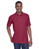 Wine - M280 Harriton Men's Blend-Tek Polo Shirt | BlankClothing.ca